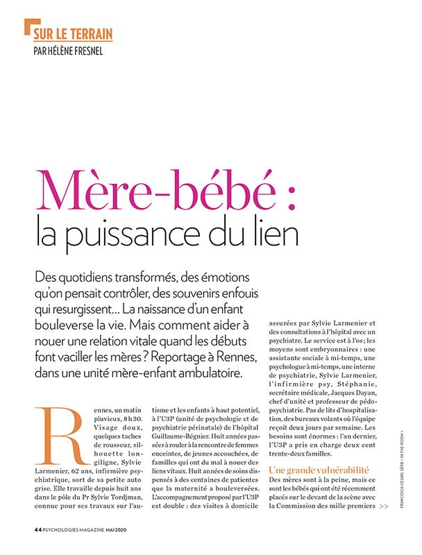 Psychologies Magazine - May 2020