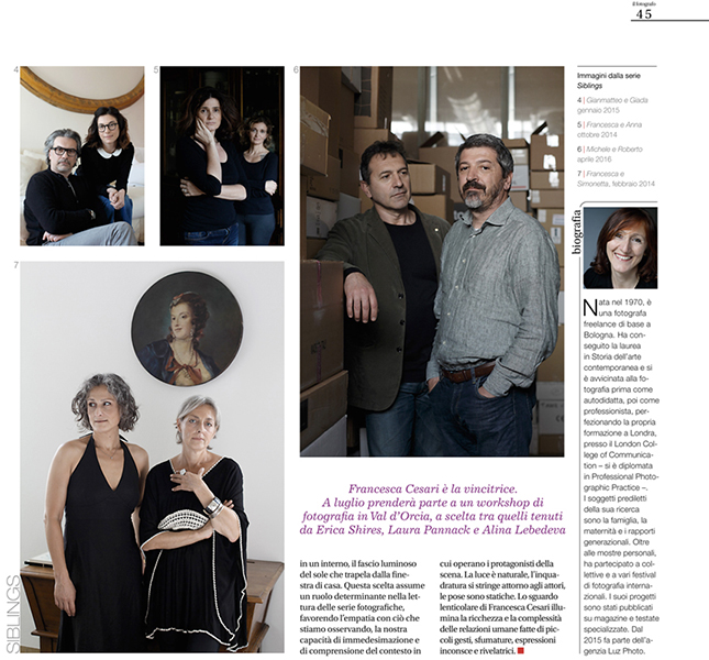 Il Fotografo July/2016